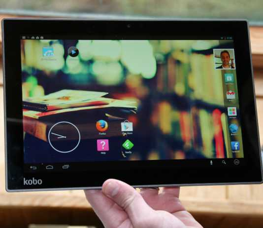 Test complet de la tablette Kobo Arc 10 HD  9