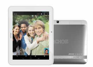 Archos 80 Helium 4G : sortie de la première tablette 4G du constructeur Français 7