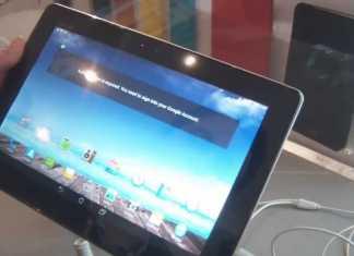 [MWC 2014] Prise en main du Asus New Padfone 3