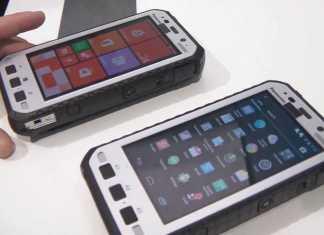 [MWC 2014] Présentation du Panasonic ToughPad 5 (FZ-E1 et FZ-X1) sous Windows 8 et Android 4.2 17