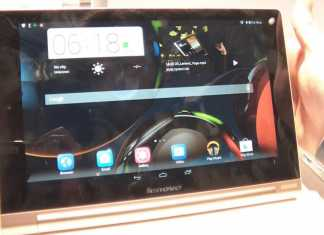 [MWC 2014] Lenovo lance la Yoga Tablet 10 HD+ sous Android 4.3 9