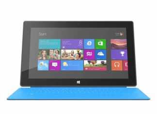 Microsoft serait sur le point de sortir une tablette Surface 4G 2