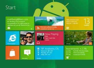 Des applications Android bientôt disponible sous Windows 8 ?  1