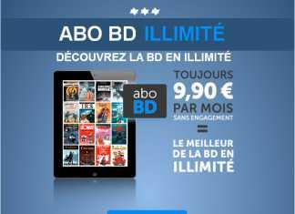 Izneo lance un abonnement à 9,90€/mois pour lire toutes les BD sur tablette  1