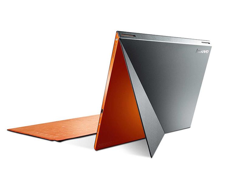 Folder Pad Tablet, la réponse de Lenovo à la Microsoft Surface ?