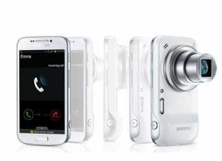 Samsung Galaxy S5 Zoom, de nouvelles spécifications techniques apparaissent  3