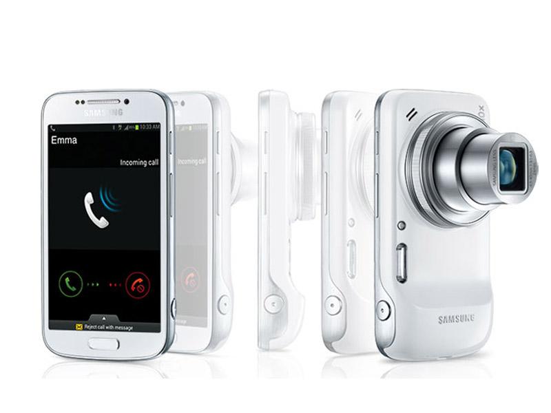 Samsung Galaxy S5 Zoom, de nouvelles spécifications techniques apparaissent