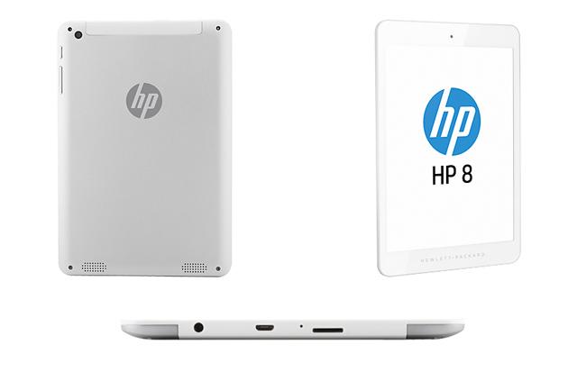 [Nouveauté] Tablette HP 8 1401 : format 8 pouces sous Android au prix imbattable de 159€ !