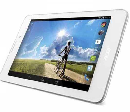 Iconia Tab 7 : Nouvelle Tablette Acer 7 pouces avec une fonction téléphonique! 9