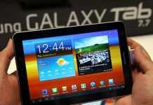 Une tablette Samsung de 10.5 pouces avec écran AMOLED à venir ?  1