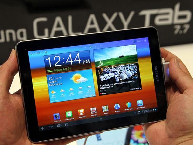 Une tablette Samsung de 10.5 pouces avec écran AMOLED à venir ?