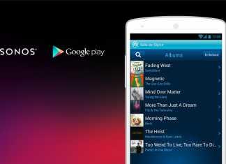 Google Play Music et Sonos s'associent ! 2