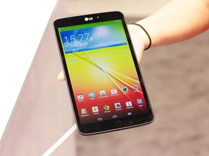LG G Pad 8.3 : lancement de la mise à jour Android 4.4 aujourd'hui !