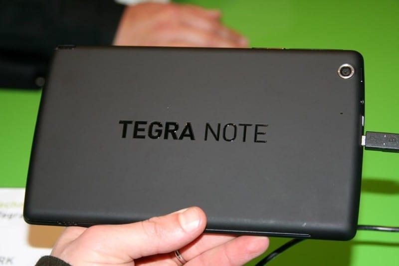 La tablette Tegra Note 7 disponible chez LDLC !