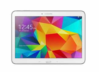 Les premières photos de la tablette Samsung Galaxy Tab 4 au format 10.1 pouces apparaissent en ligne 3