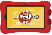 TF1 va sortir une tablette enfant : la TFOU TAB' 1