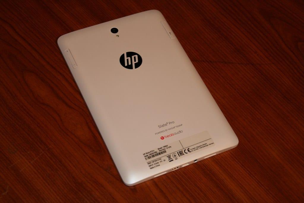 Test: HP Pro Slate 8