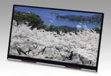Une dalle 10,1 pouces UHD (4K) basse consommation