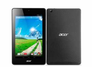 La tablette Acer Iconia One 7 va très prochainement sortir en France 6