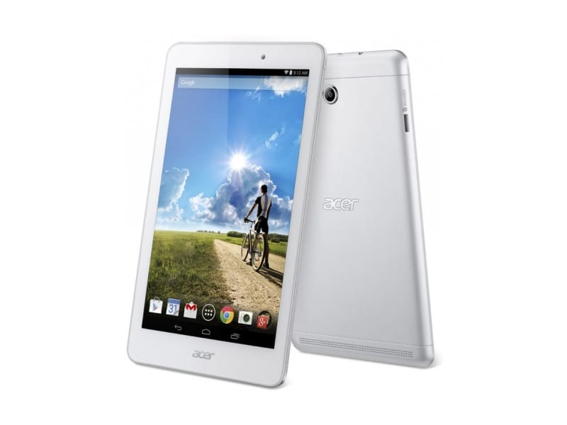 Computex 2014 : Acer officialise la Iconia Tab 8, une tablette Full HD sous Android 4.4