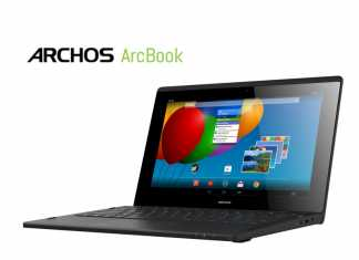 Archos lance le Arcbook, une tablette avec un dock clavier pour 149€ 2