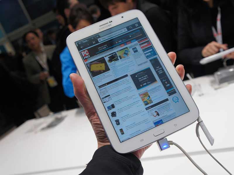 La tablette Samsung Galaxy Note 8.0 passe à Android 4.4 Kit Kat