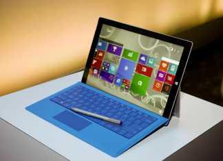 Microsoft Surface Pro 3 : Fiche technique complète 7