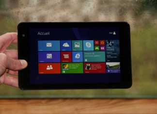 Test et avis tablette Dell Venue 8 Pro  3