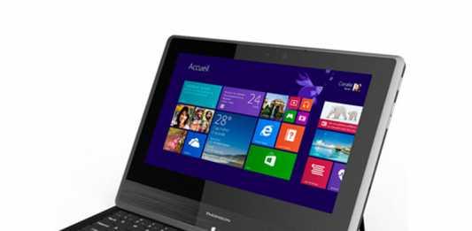 Thomson de retour avec une tablette hybride Android/Windows 8.1 à 399 € 3