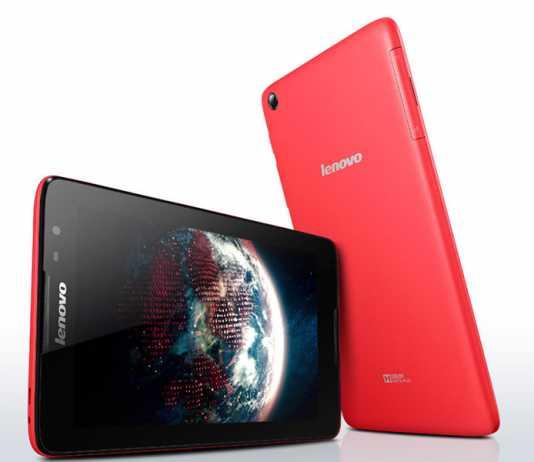Lenovo annonce trois nouvelles tablettes low cost, la nouvelle série A 5