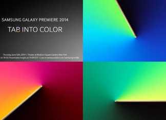 Les tablettes Samsung Galaxy Tab S seront présentées officiellement le 12 Juin à New-York 7