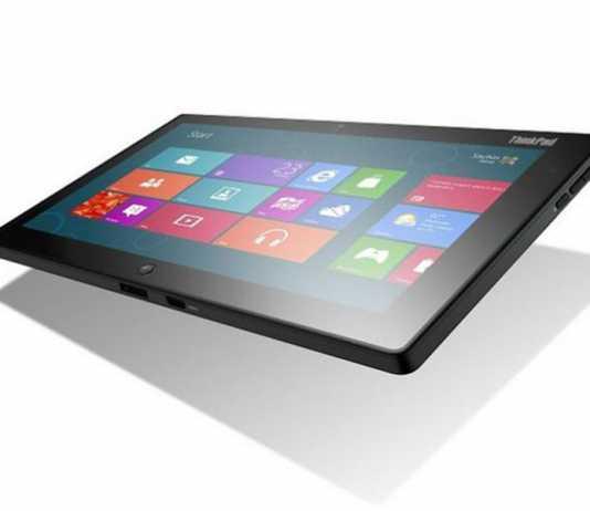 La tablette Lenovo ThinkPad 10 est officielle ! 4