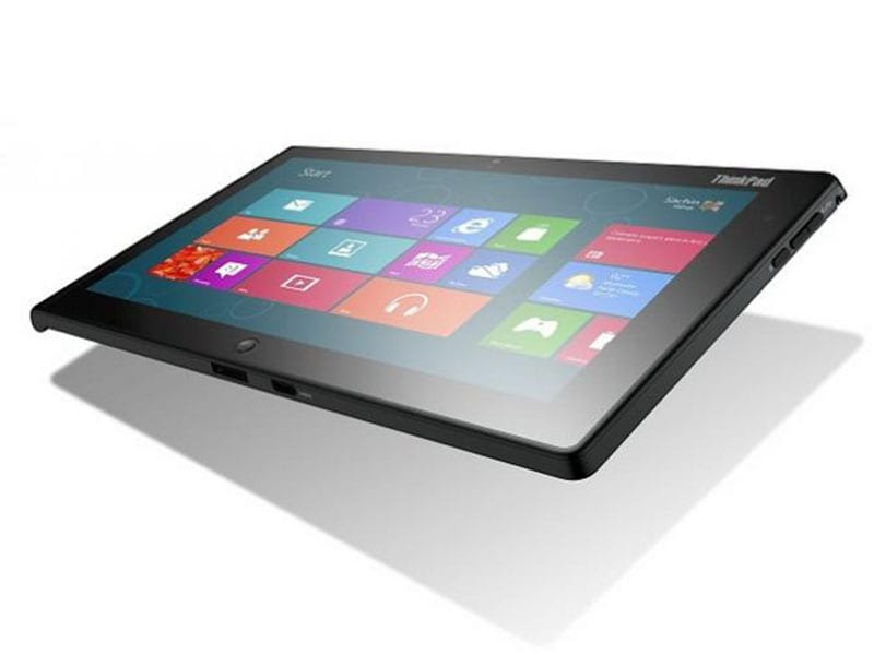 la tablette lenovo thinkpad 10 est officielle. Black Bedroom Furniture Sets. Home Design Ideas