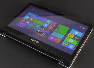 Prise en main de l'ultrabook convertible Asus Transformer Book Flip 5