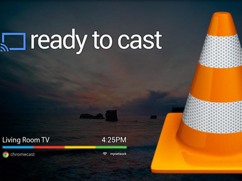L'application VLC player pour Android et iOS va supporter la clé Google chrome cast