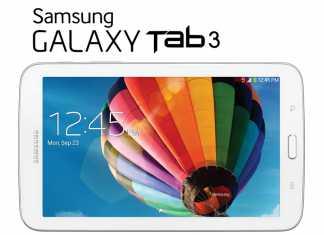 Samsung Galaxy Tab 3 au format 8.0 pouces, lancement de la mise à jour Android 4.4
