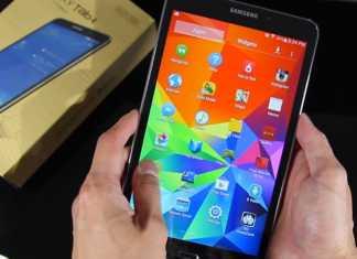 Une Samsung Galaxy Tab 4 Active repérée en Norvège 3