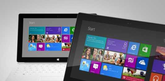 Mise à jour des tablettes Microsoft Surface 2 & Pro 2 pour plus d'autonomie
