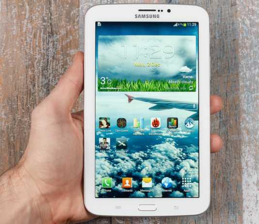 Tablette Samsung Galaxy Tab 3 au format 7 pouces : Android 4.4 Kit Kat arrive !