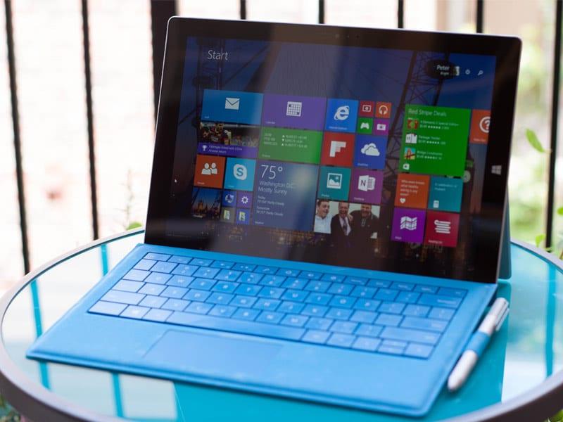 Microsoft offre 650$ aux utilisateurs de MacBook Air souhaitant passer à la Surface Pro 3