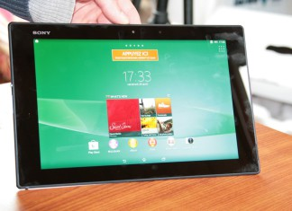 Test de la tablette Sony Xperia Tablet Z2  5