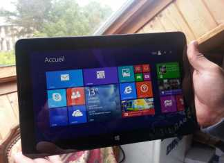 Test de la tablette Dell Venue Pro 11  12