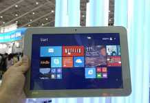 Computex 2014 : Toshiba présente la Encore 7 (WT7), une tablette Windows 8 low cost 7