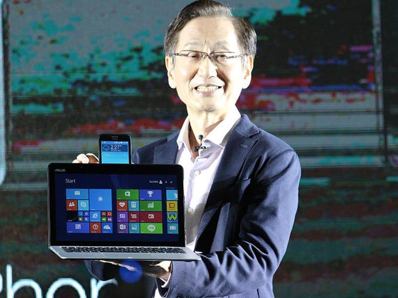 ASUS Transformer Book V  : un ordinateur portable hybride Windows 8/Android et un téléphone Android détachable
