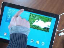 Test de la tablette Samsung Galaxy Note Pro 12.2  3