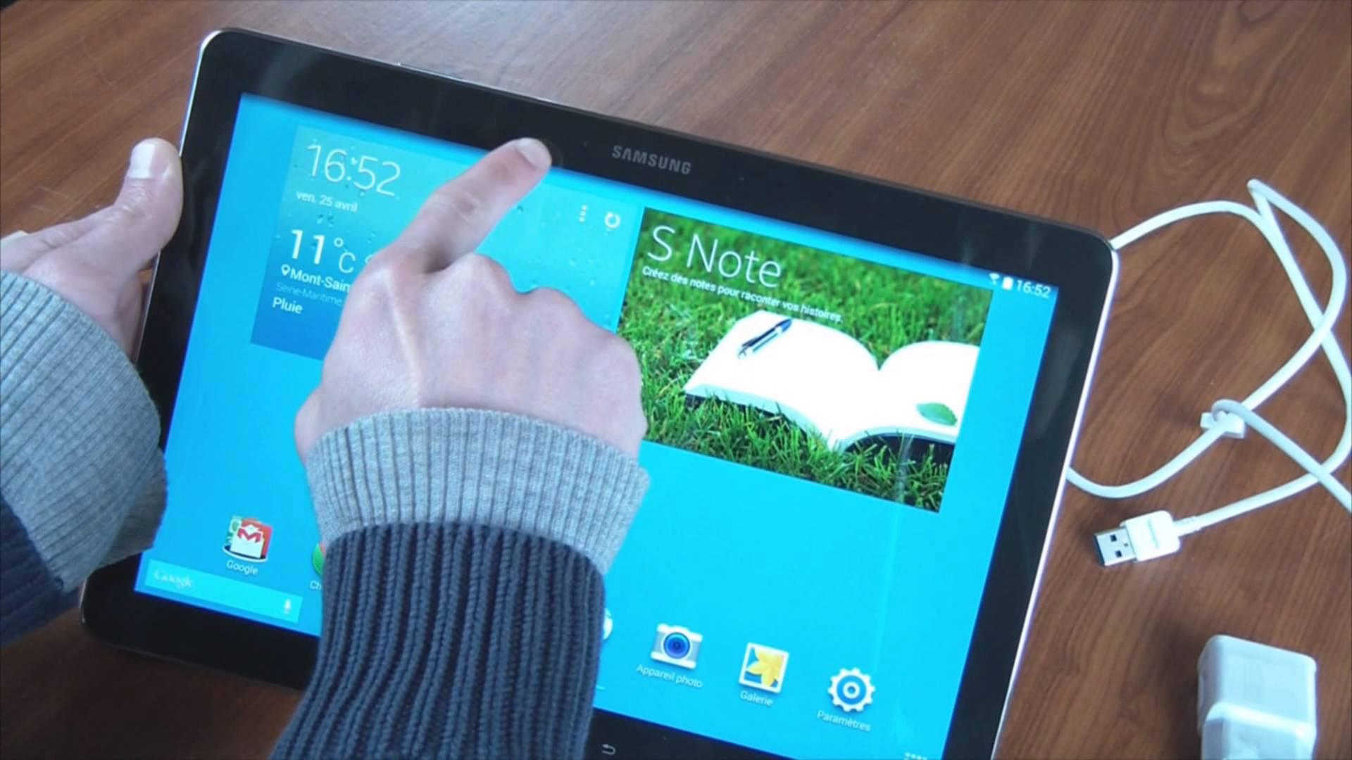 mycanal sur tablette samsung