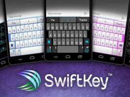 L'application de clavier virtuel SwiftKey devient gratuit 4