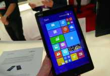 Fujitsu lance la tablette Arrow Tab Q335K sous Windows 8.1Pro 8