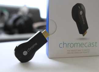 Google Chromecast permet de diffuser l'écran de sa tablette Android vers votre téléviseur 2
