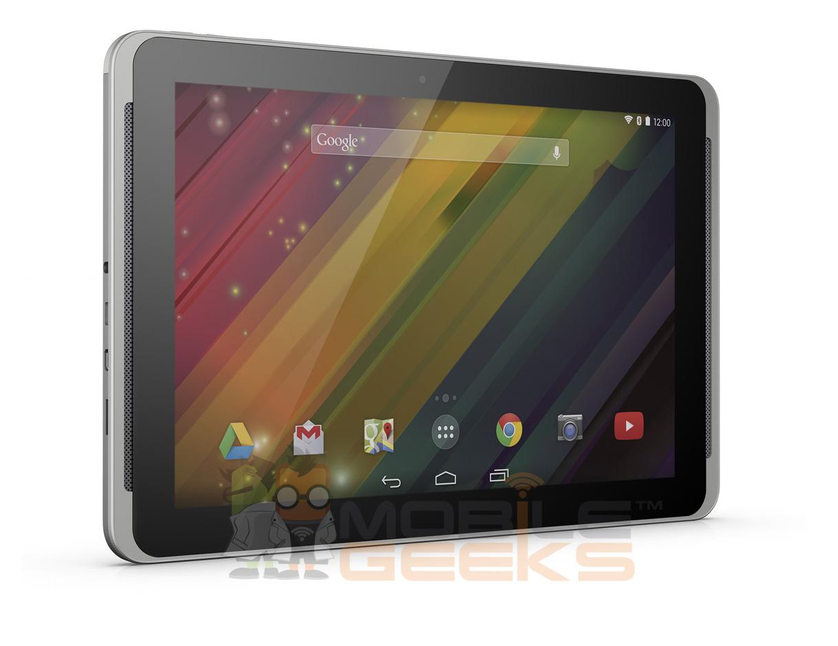 HP 10 Plus une tablette Android 4.4 avec une résolution élevée  1